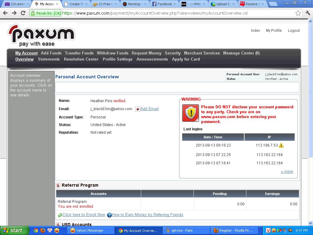 Paxum.com