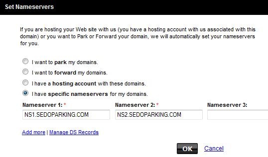 Parking domain 2