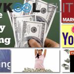 10+ cách kiếm tiền trên mạng phổ biến tại nước ngoài