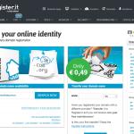Register.it – Đăng ký tên miền .net mới chỉ 0.99€ (khuyến mại trong 1 ngày duy nhất)