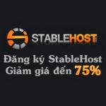 Hướng dẫn đăng ký Hosting tại Stablehost giảm giá 50% trọn đời
