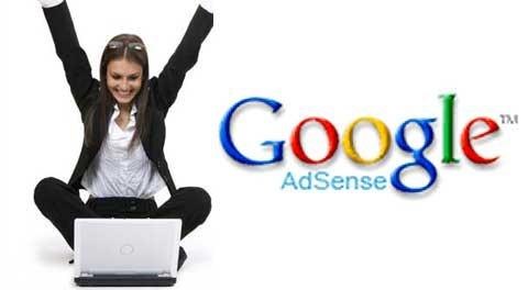 Kiếm tiền online với google-adsense