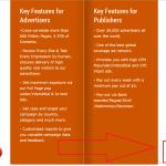 InfinityAds – Mạng quảng cáo pay per view – popup cho website/blog