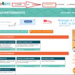 Ads4btc.com – Kiếm Bitcoin miễn phí từ click hàng ngày