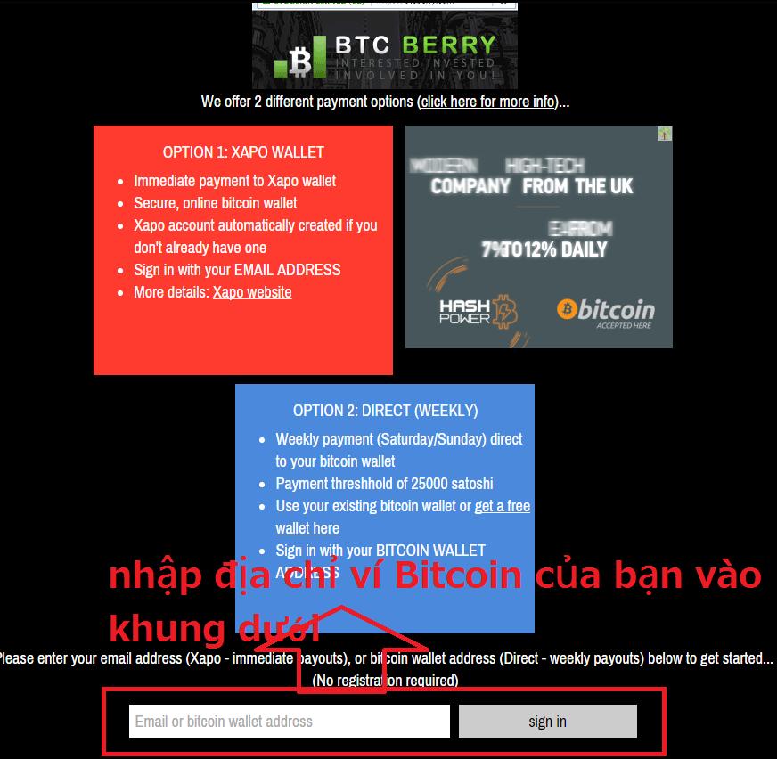 Moonbit co in – Trang kiếm Bitcoin uy tín và lâu đời tương tự Free