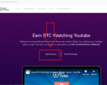 Bittube.me – Xem video kiếm Bitcoin nhanh và mới nhất 2019