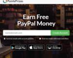 Kiếm tiền từ các khảo sát online với  Points Prizes