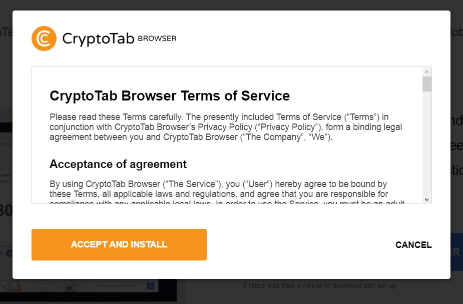 Trình duyệt web đào Bitcoin Cryptotab là gì? Có lừa đảo hay không?